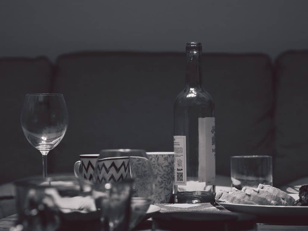 Vin rouge pas cher